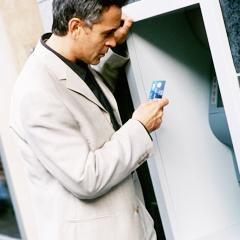 банкомат не выдал денег