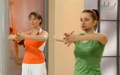 бодифлекс упражнения для рук
