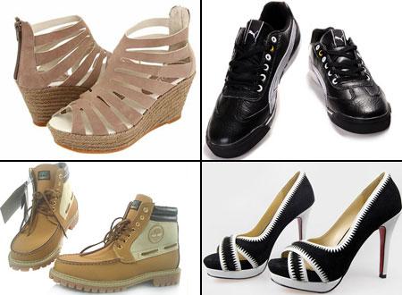 модели туфлей известных брендов