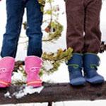 Какую детскую зимнюю обувь выбирают современные мамы