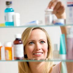 порядок в домашней аптечке