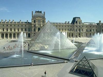 достопримечательности Франции Лувр