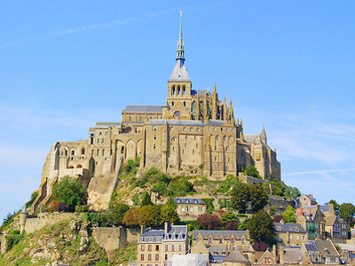 достопримечательности Франции Историческая Нормандия