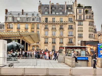 достопримечательности Франции Musee d'Orsay