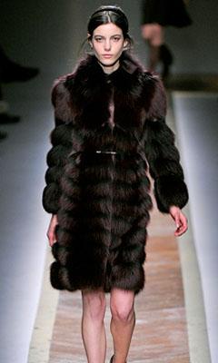 модные тенденции меха 2011-2012