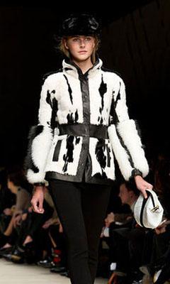 меховая куртка 2011-2012
