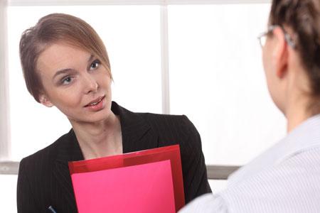 поиск работы собеседование