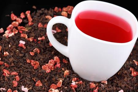 чай из сушеных трав