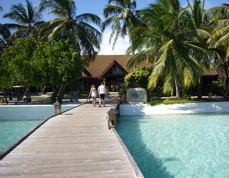 проживание на Мальдивах
