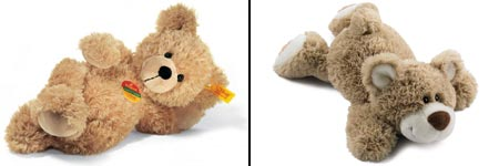 плюшевые мишки Тедди