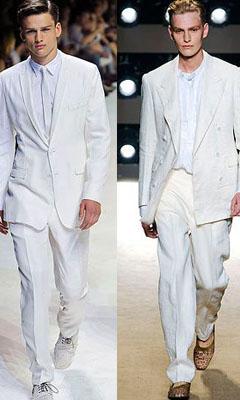 модный мужской костюм