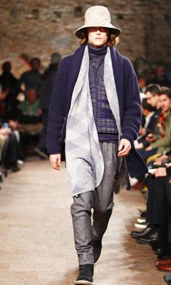 модная мужская одежда 2011-2012