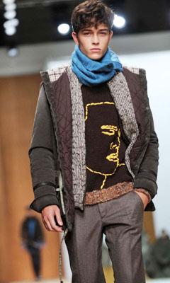 комфортная мужская одежда 2011-2012