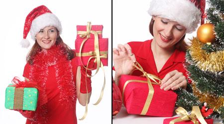 какие новогодние подарки обрадуют женщину