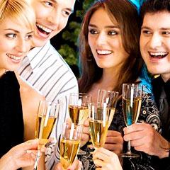 новогодние развлечения для гостей