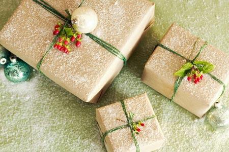 новогодние подарки для гостей