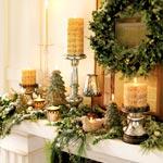 Новогодние украшения для дома: создаем атмосферу праздника