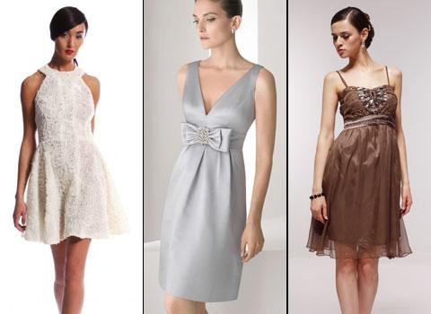 очаровательные коктейльные платья для выпускного