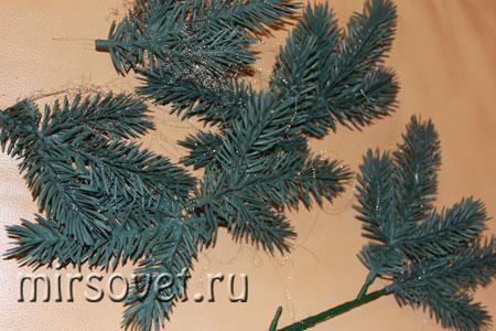 рождественский венок фото 4