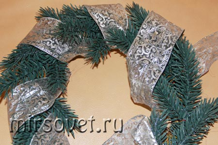 рождественский венок фото 10