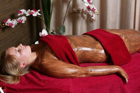воздействие шоколада на кожу
