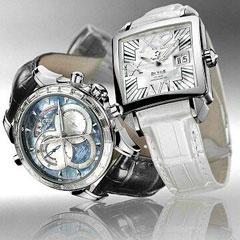 престижные швейцарские часы