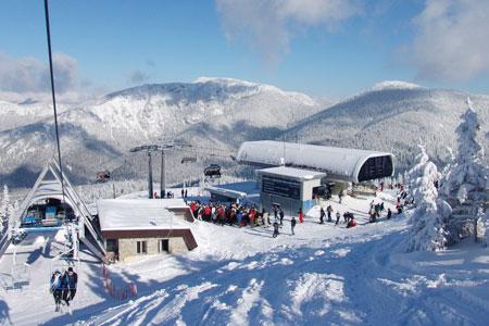 Словакия горнолыжный курорт