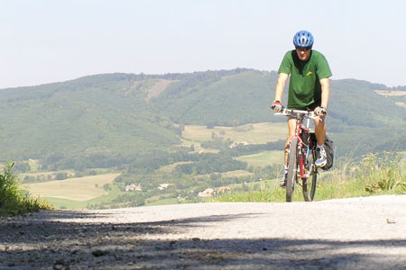 Словакия дорожка для горных велосипедов