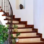 Организация освещения лестницы и лестничной площадки