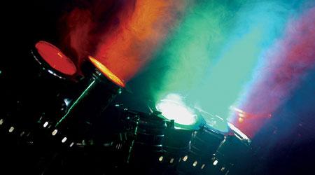 клубное световое оборудование