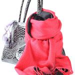 Как красиво повязать шарф на шее