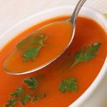 Томатный суп: история, рецепты и виды