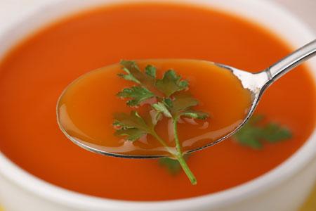 рецепты томатного супа