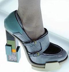 модная женская обувь 2011-2012