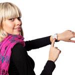 Самые стильные женские наручные часы