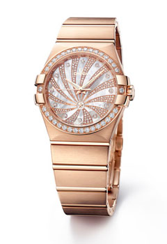 женские наручные часы Constellation Jewellery от Omega
