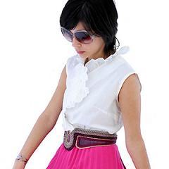 нарядная модная блузка 2011