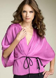 стильная блузка 2011