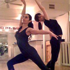 боди балет фитнес