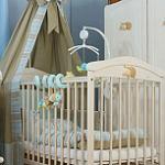 Типы детских кроваток