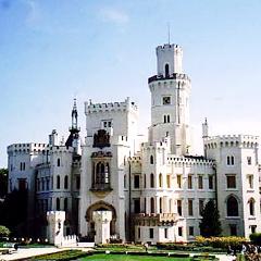 знаменитые замки Чехии