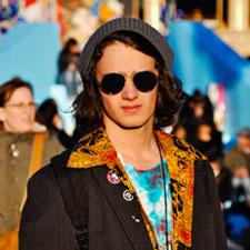 круглые очки от солнца