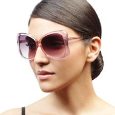 женские очки-бабочки