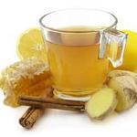 Полезные свойства имбирного чая