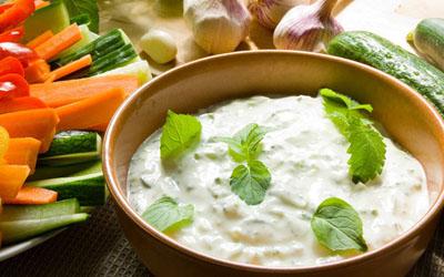 рецепт греческого соуса
