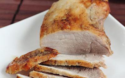 мясо из аэрогриля