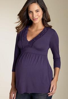 стильная одежда для беременной