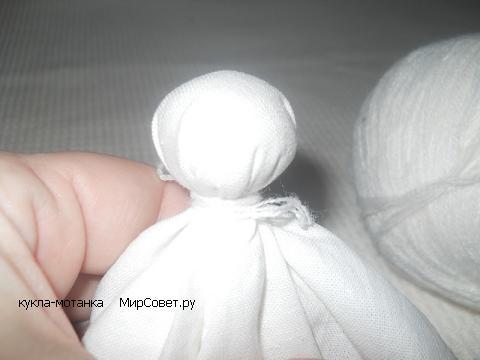 кукла-мотанка мастер-класс фото 2