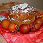 Рецепт пасхального кулича и рецепт творожной пасхи
