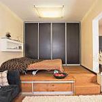 Подиумы в интерьере квартиры и дома